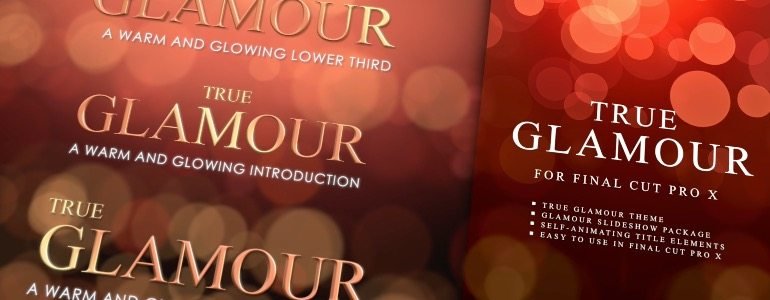 Professional - Glamour Theme for Final Cut Pro X
