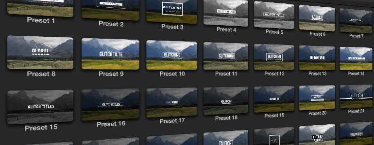 Professional - Introduction Titles for Final Cut Pro X - for Final Cut Pro X