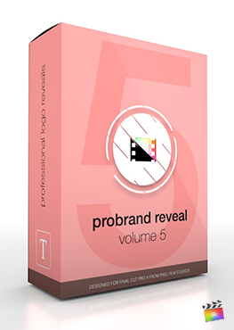 Final Cut Pro X Plugin ProBrand Reveal Volume 5 from Pixel Film Studios
