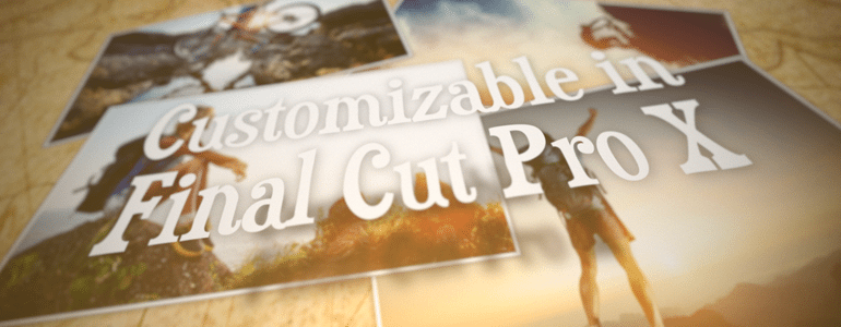 Professional - Entertainment Themes for Final Cut Pro X