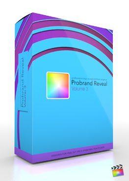 Final Cut Pro X Plugin ProBrand Reveal Volume 3 from Pixel Film Studios
