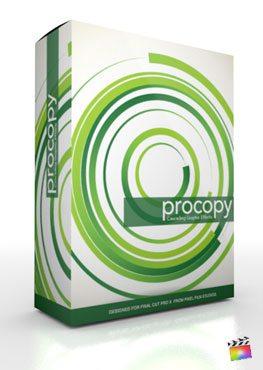 Final Cut Pro X Plugin ProCopy from Pixel Film Studios