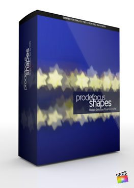 Final Cut Pro X Plugin ProDefocus Shapes from Pixel Film Studios