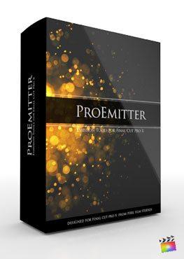 Final Cut Pro X Plugin ProEmitter from Pixel Film Studios
