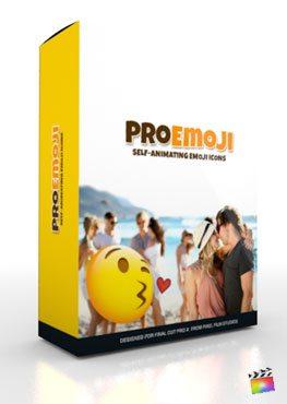 Final Cut Pro X Plugin ProEmoji from Pixel Film Studios