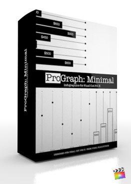 Final Cut Pro X Plugin ProGraph Minimal from Pixel Film Studios