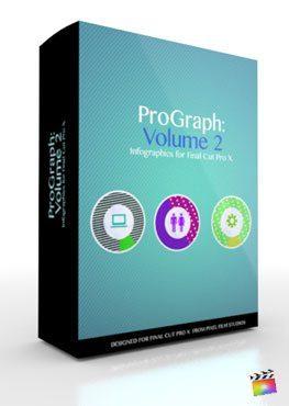 Final Cut Pro X Plugin ProGraph Volume 2 from Pixel Film Studios
