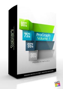 Final Cut Pro X Plugin ProGraph Volume 5 from Pixel Film Studios