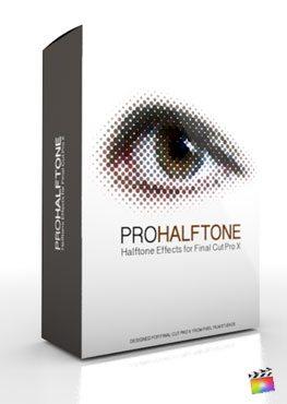 Final Cut Pro X Plugin ProHalftone from Pixel Film Studios
