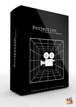 Final Cut Pro X Plugin ProJection
