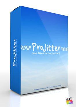 Final Cut Pro X Plugin ProJitter from Pixel Film Studios