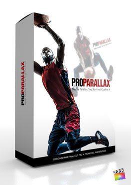 Final Cut Pro X Plugin ProParallax from Pixel Film Studios