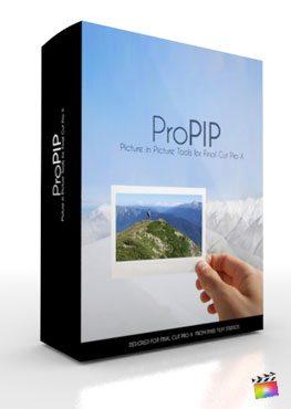 Final Cut Pro X Plugin ProPIP from Pixel Film Studios