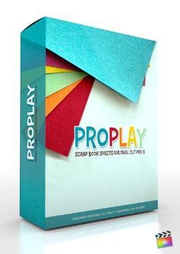 Final Cut Pro X Plugin ProPlay from Pixel Film Studios