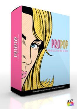Final Cut Pro X Plugin ProPop from Pixel Film Studios