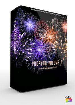 Final Cut Pro X Plugin ProPyro Volume 2 from Pixel Film Studios