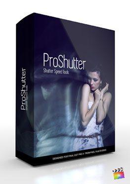Final Cut Pro X Plugin ProShutter from Pixel Film Studios