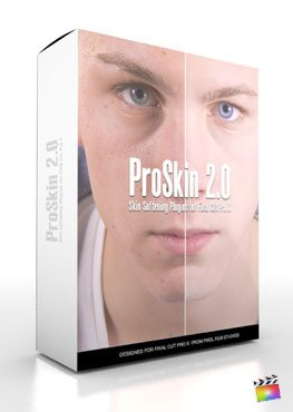Final Cut Pro X Plugin ProSkin 2.0 from Pixel Film Studios
