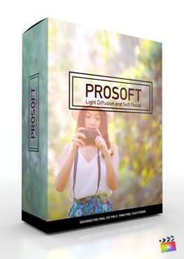 Final Cut Pro X Plugin ProSoft from Pixel Film Studios