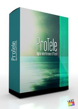 Final Cut Pro X Plugin ProTele from Pixel Film Studios