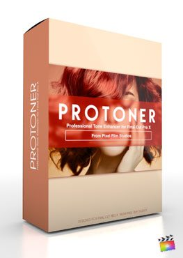 Final Cut Pro X Plugin ProToner from Pixel Film Studios