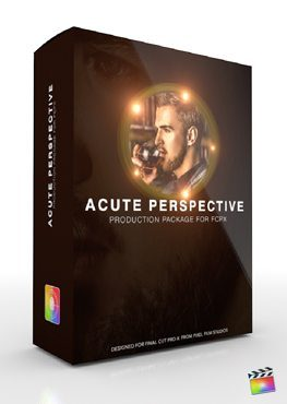 Final Cut Pro X Plugin Production Package Acute Perspective from Pixel Film Studios