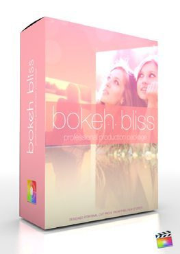 Final Cut Pro X Plugin Production Package Bokeh Bliss from Pixel Film Studios