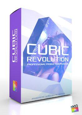 Final Cut Pro X Plugin Production Package Cubic Revolution from Pixel Film Studios
