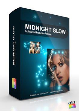 Final Cut Pro X Plugin Production Package Midnight Glow from Pixel Film Studios