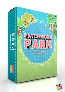 Final Cut Pro X Plugin Production Package Patchwork Park from Pixel Film Studios