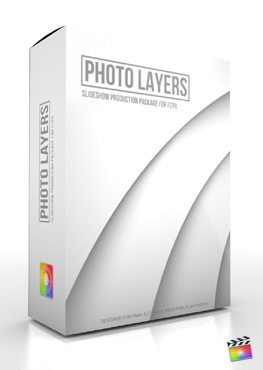 Final Cut Pro X Plugin Production Package Theme Photo Layers from Pixel Film Studios