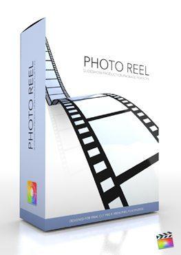 Final Cut Pro X Plugin Production Package Theme Photo Reel from Pixel Film Studios