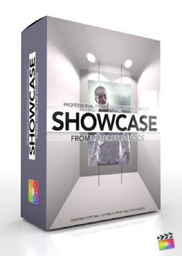 Final Cut Pro X Plugin Production Package Showcase from Pixel Film Studios