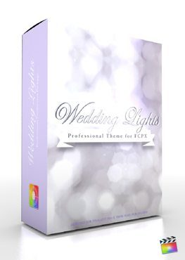 Final Cut Pro X Plugin Production Package Wedding Lights from Pixel Film Studios