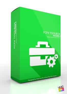Final Cut Pro X Plugin FCPX Toolbox Volume 4 from Pixel Film Studios