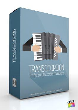 Final Cut Pro X Plugin FCPX Transccordion from Pixel Film Studios