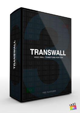 Final Cut Pro X Plugin TransWall Volume 3 from Pixel Film Studios