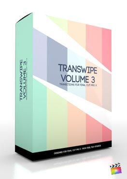 Final Cut Pro X Plugin TransWipe Volume 3 from Pixel Film Studios