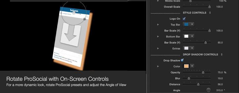 Professional - Social Tools for Final Cut Pro X