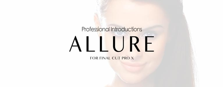 Professional - Introduction Titles - for Final Cut Pro X