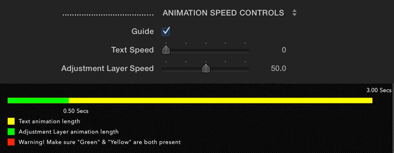 Drawing Lines In Final Cut Pro : Final cut pro text animations protext kinetic volume