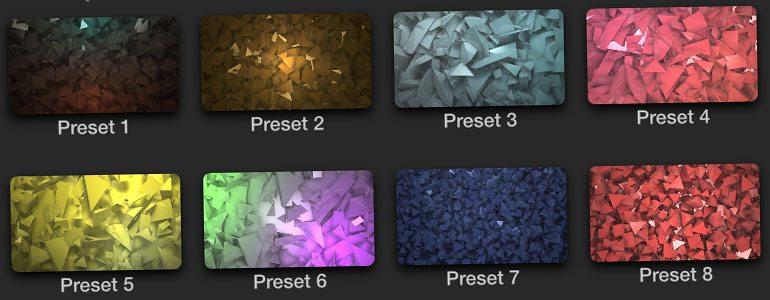 Professional - Background Generators for Final Cut Pro X