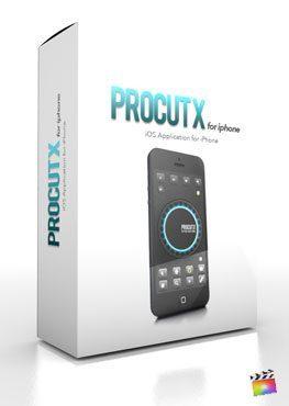 Final Cut Pro X App iOs Application ProCutX for Iphone from Pixel Film Studios