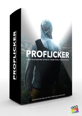 Final Cut Pro X Plugin ProFlicker from Pixel Film Studios