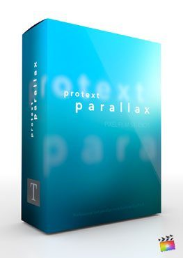 Final Cut Pro X Plugin ProText Parallax from Pixel Film Studios