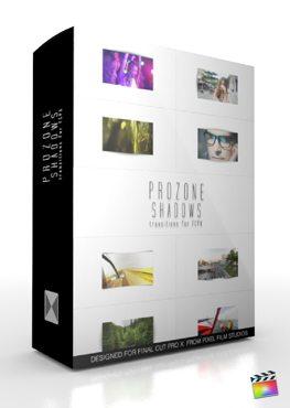 Final Cut Pro X Plugin ProZone Shadows from Pixel Film Studios