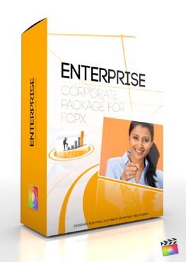 Final Cut Pro X Plugin Production Package Enterprise from Pixel Film Studios