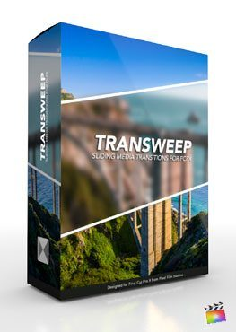 Final Cut Pro X Plugin TranSweep from Pixel Film Studios
