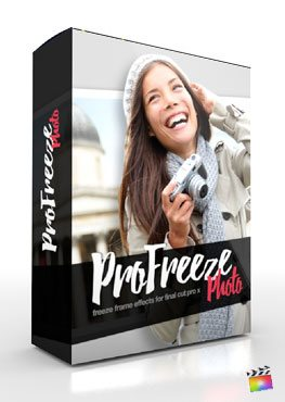 Final Cut Pro X Plugin ProFreeze Photo from Pixel Film Studios