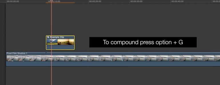 Professional - Freeze Transitions for Final Cut Pro X